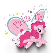 Декоративный 3D мини-светильник My Little Pony-Pinky Pie (Розовый)