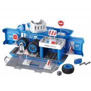 Набор пластмассовых деталей для сборки Игровой станции Shantou Bhx Toys (Синий)