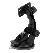 Автомобильный держатель для видеорегистраторов и экшн-камер JF001 (Черный)