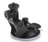 Автомобильный держатель для видеорегистраторов JF007 (Черный)