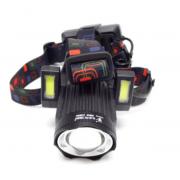 Налобный фонарь аккумуляторный FA-T167-P50 (Черный)