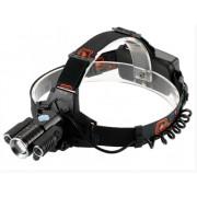 Налобный фонарик HL-8216 (Черный)