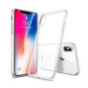 Чехол Hoco Light series TPU case for iphone X (Прозрачный)