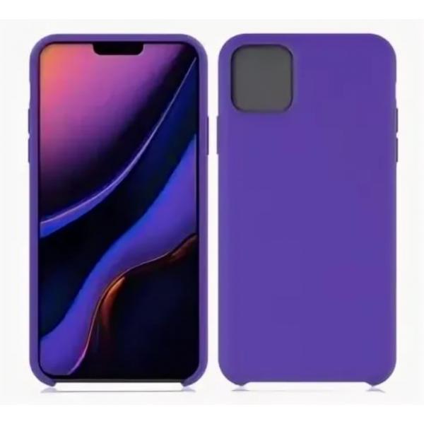 Чехол для Apple iPhone 11 (Фиолетовый)