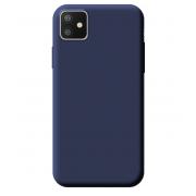 Чехол для Apple iPhone 11 (Синий)