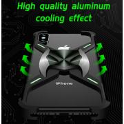Защитный противоударный чехол R-Just для iPhone XS MAX (Черный)