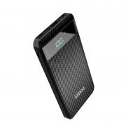 Внешний аккумулятор Ipipoo LP-9 power bank 10000mAh (Черный)