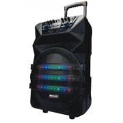 Акустическая система комбик meirende 5-12 Eltronic EL 5-12 колонка динамик станция для аниматора (Черный)