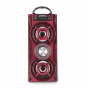 Портативная Bluetooth колонка Speaker MS-105BT (Красный)