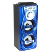 Портативная Bluetooth колонка Speaker MS-106BTB (Синий)