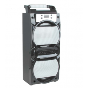 Портативная Bluetooth колонка Speaker MS-353BTB (Серый)