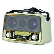 Радиоприемник Kemai MD-1701BT (Серебро)