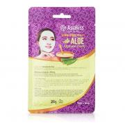 Альгинатная маска AsiaKiss с экстрактом алоэ АК228 (Кремовый)
