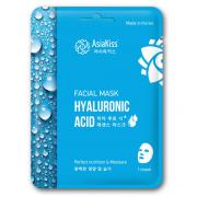 Тканевая маска AsiaKiss для лица с гиалуроновой кислотой (Кремовый)