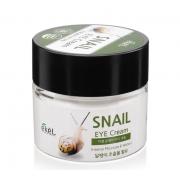 Крем для кожи вокруг глаз Ekel с муцином улитки Snail Eye Cream 70мл (Кремовый)