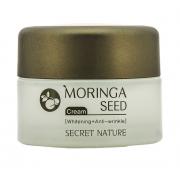 Крем для ухода за кожей Secret Nature Moringa Seed Cream 50 мл (Кремовый)