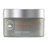 Очищающая маска с вулканическим пеплом Secret Nature Volcanic Ash Pore Pack 100 мл (Серый)