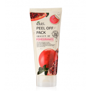Маска-плёнка Ekel с гранатом Peel Off Pack Pomegranate 180 мл (Прозрачный)