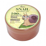 Многофункциональный гель Ekel с экстрактом улитки Snail Soothing Gel 300 мл (Золотистый)