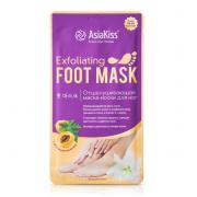 Отшелушивающая маска-носки AsiaKiss 35-40 р АК224 (Кремовый)
