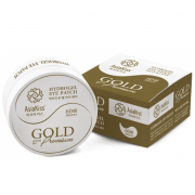 Патчи для глаз АsiaKiss Hydrogel eye patch GOLD Premium гидрогелевые 60 АК245 (Золотой)