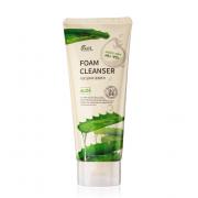 Пенка для умывания Ekel с алоэ Aloe Foam Cleanser 180 г (Молочный)