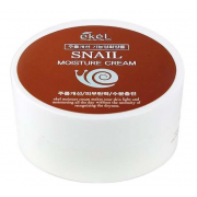 Увлажняющий крем для лица Ekel с муцином улитки Ekel Moisture Cream Snail 100 г (Белый)