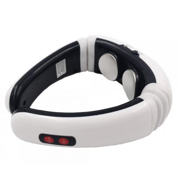 Массажер миостимулятор для шеи HX-5880 (Белый)