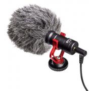 Микрофон кардиоидный Boya BY-MM1 универсальный (Черный)