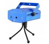 Лазерный проектор D09 (Синий)