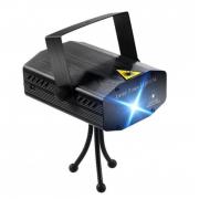 Лазерный проектор M09 с триногой (Черный)