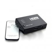 Разветвитель HDMI на 3 монитора (Черный)