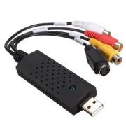 Устройство видеозахвата EasyCAP USB 2.0 (Черный)