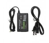 Зарядное устройство для PSP 3000/2000/1000 AC Adapter (Черный)
