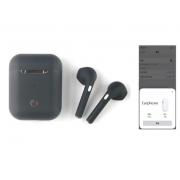 Беспроводные Bluetooth наушники i9S TWS с анимацией (Черный)