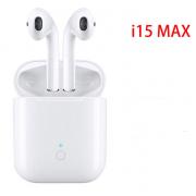 Беспроводные TWS Bluetooth наушники i15 MAX V5.0 (Белый)