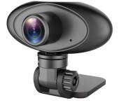 Веб-камера с микрофоном для компьютера MR-104 (Черный)