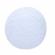 Ночник Хрустальный шар 8,5 см (Белый)