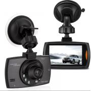 Автомобильный видеорегистратор Vehicle Cam Corder HD 828-4 (Черный)