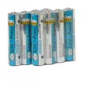 Батарейка алкалиновая Live-Power Alkaline AAA 1 шт (Синий)