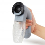 Машинка для вычесывания шерсти Shed Pal (Серый)