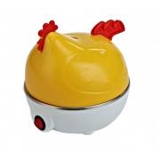 Электрическая яйцеварка Egg Cooker на 7 яиц (Желтый)