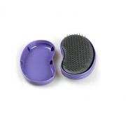 Расческа для запутанных волос Gentle De-Tangle Brush (Фиолетовый)