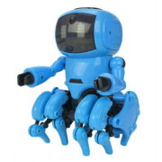 Интерактивный робот The Little 8 (Синий)