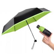 Карманный зонтик mini pocket umbrella (Зеленый)