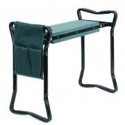 Садовая скамейка-перевёртыш (Зеленый)