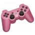Беспроводной Bluetooth контроллер для SONY DUALSHOCK 3 для PlayStation 3 (Розовый)
