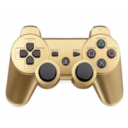 Беспроводной Bluetooth контроллер для SONY DUALSHOCK 3 для PlayStation 3 (Золотой)