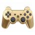 Беспроводной Bluetooth контроллер для SONY DUALSHOCK 3 для PlayStation 3 (Золотой)