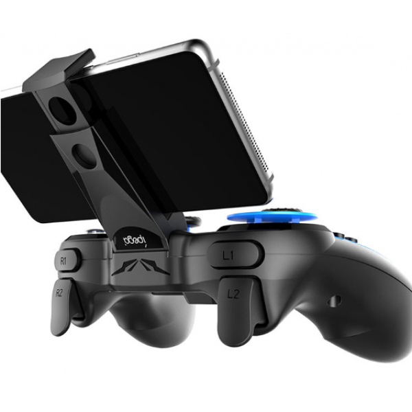 Джойстик геймпад iPega PG-9090 (Чёрный с голубым)